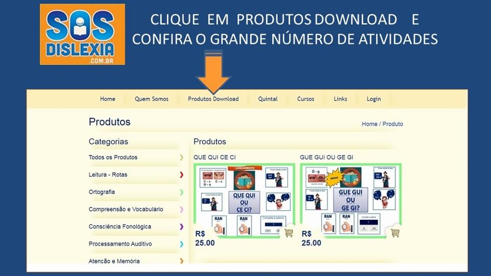 produtos site